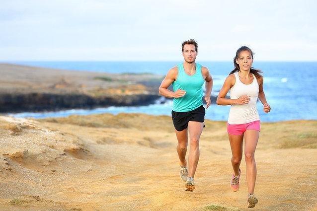 Spor  Spor konusunda erkekler kadınlardan daha hızlıdır ancak kadınlar daha dayanıklıdırlar.