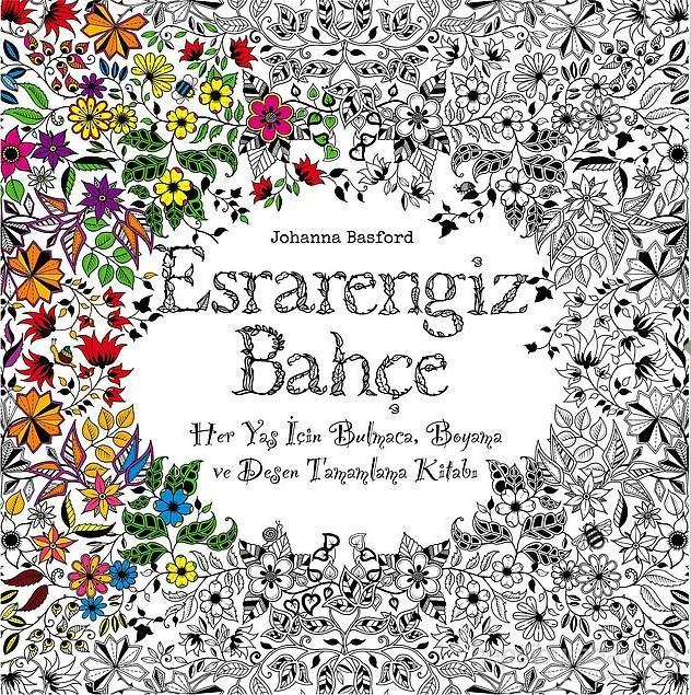 Johanna Basford tarafından çizilen, yetişkinler için boyama kitabıdır.  Johanna Basford tüm çizimlerini eliyle yapmaktadır. İlhamını İskoçya'nın bitki örtüsünden almıştır.