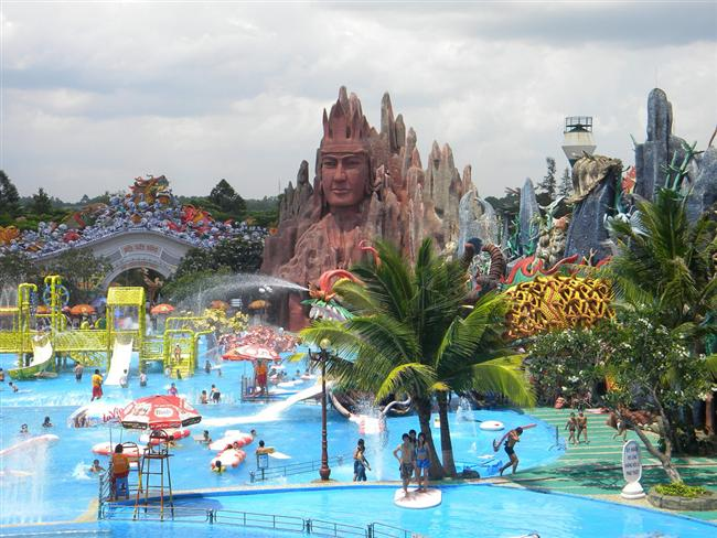 Suoi Tien Park, Vietnam