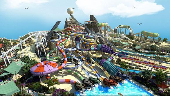 Yas Waterworld, Birleşik Arap Emirlikleri