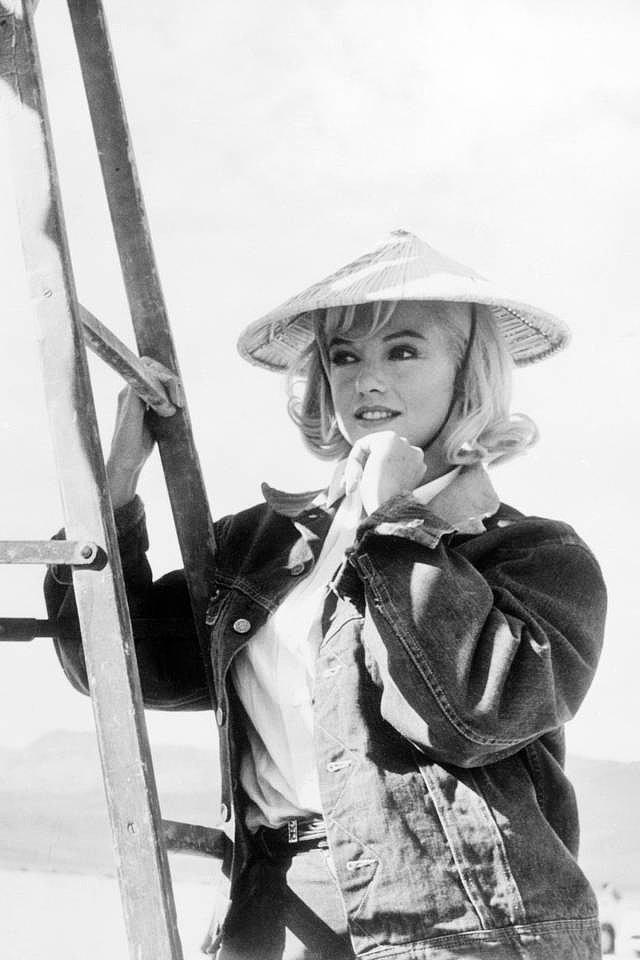 1950-Marilyn Monroe