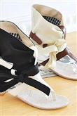 Anlam Yüklü 23 Kadın Ayakkabısı - 7