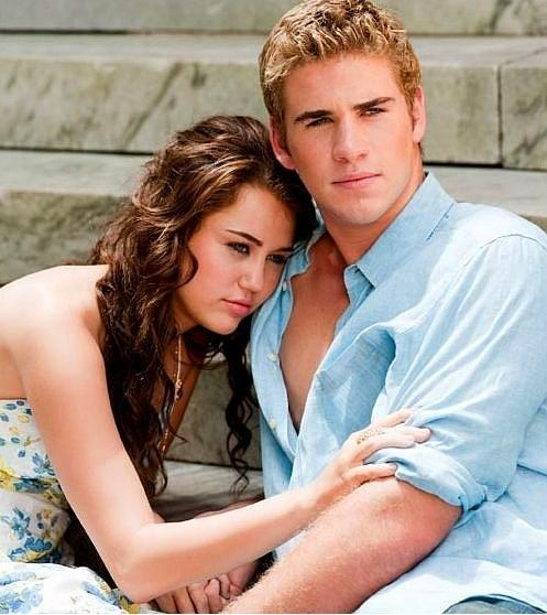 The Last Song - Miley Cyrus & Liam Hemsworth
