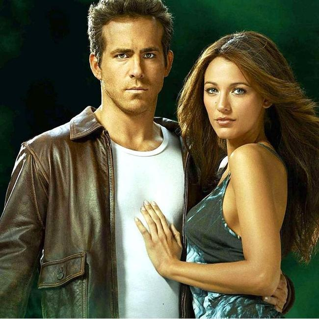 Green Lantern - Ryan Reynolds & Blake Lively