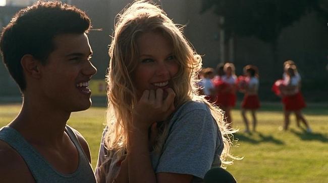 Valentine's Day - Taylor Lautner & Taylor Swift