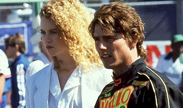 Days of Thunder - Tom Cruise & Nicole Kidman
