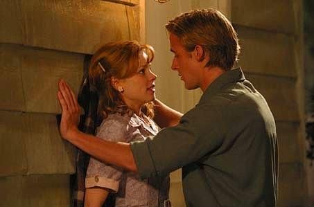 The Notebook - Ryan Gosling & Rachel McAdams
