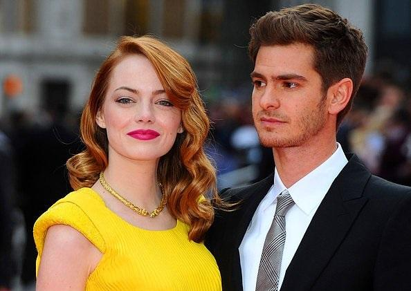 The Amazing Spider-Man - Emma Stone & Andrew Garfield