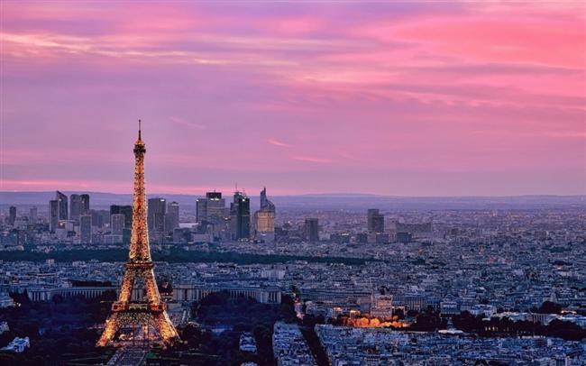 Paris – 15.5 milyon ziyaretçi