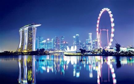Singapur – 12.5 milyon ziyaretçi