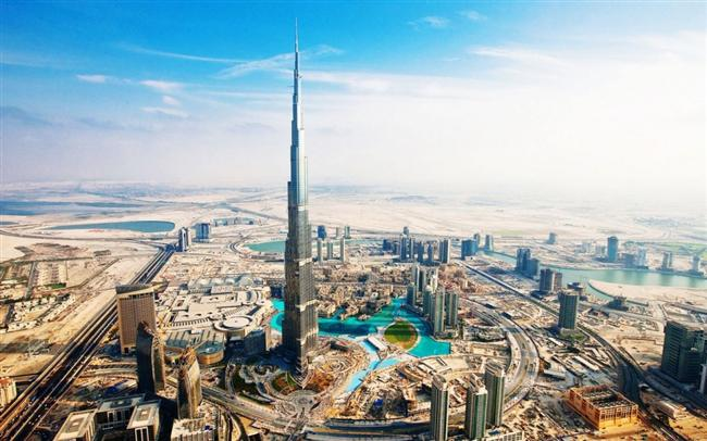 Dubai – 11.9 milyon ziyaretçi