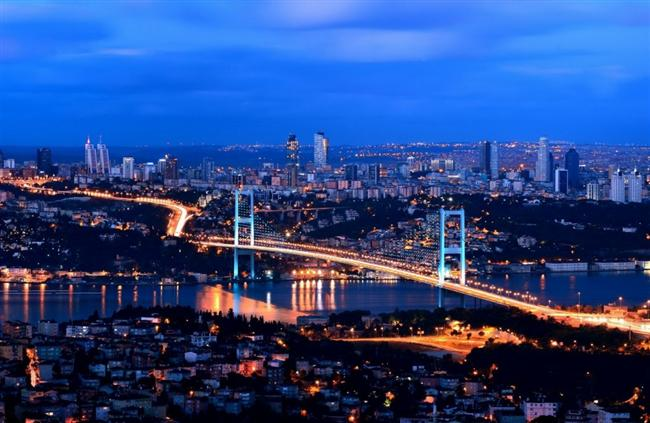 İstanbul – 11.6 milyon ziyaretçi