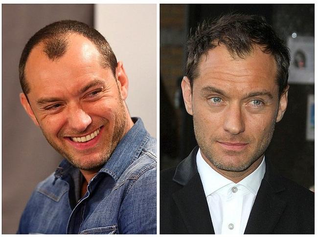 Jude Law, 2013 vs. 2014