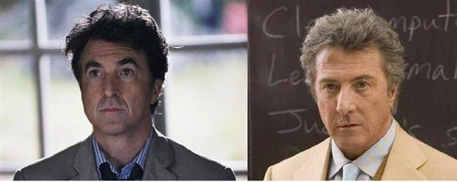 Francois Cluzet & Dustin Hoffman  Cluzet için kötü aktör dersek, kendisini ciddi anlamda haksızlık yapmış oluruz. Ne var ki herkes onu Hoffman'ın dublörü olarak hatırlayacak.