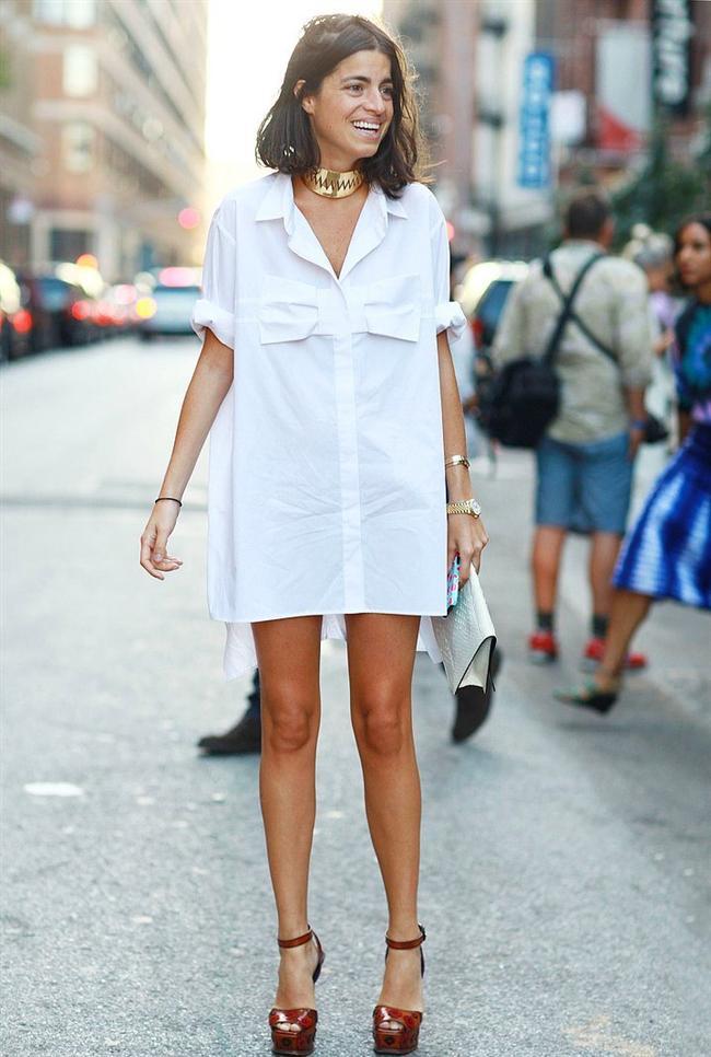 Gömlek elbiseler ise hem gündüz hem akşam kombinlerinizin vazgeçilmez parçası olacak.