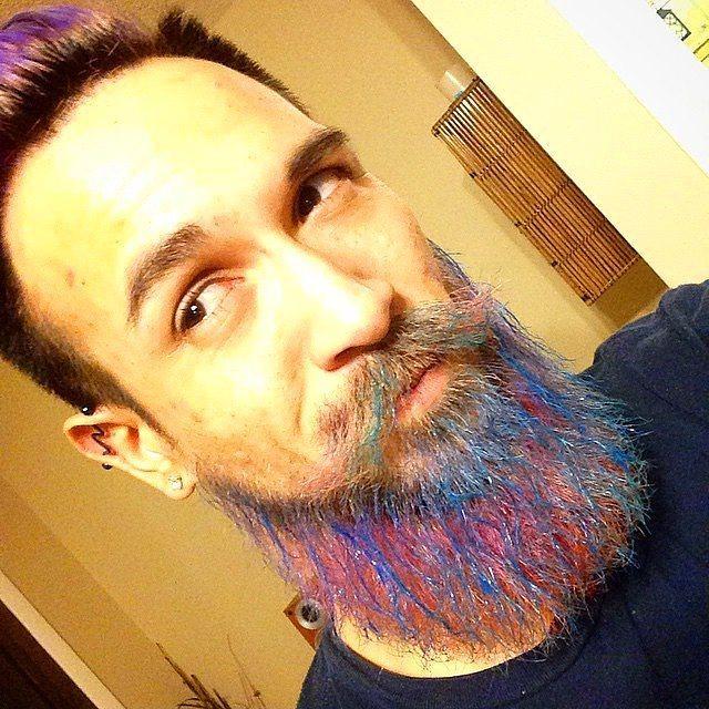 Renklerin yarattığı cümbüş.