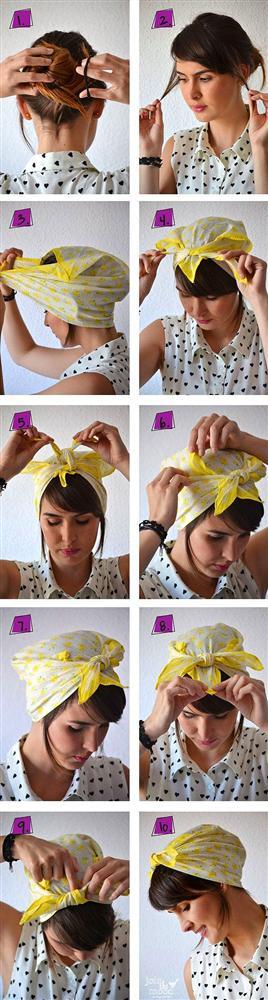 Bir başka ''Bad Hair Day'' kurtarıcısı model :)