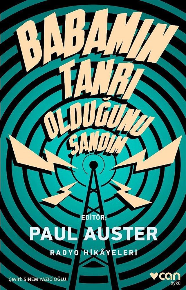 """""""Babamın Tanrı Olduğunu Sandım"""", Editör: Paul Auster  Paul Auster editörlüğündeki bu çalışmanın hikayesi oldukça ilginç: Auster, radyoda seslendirmek üzere, ABD'nin her köşesinden farklı yazarların kendisine yolladığı öykülerden bir derleme oluşturmuş. ABD'yi hem toplumsal hem de edebi yönden değerlendirmek için kıymetli bir çalışma."""