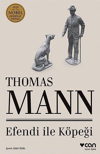 """""""Efendi ile Köpeği"""", Thomas Mann  Usta Alman yazar Mann'ın """"Efendi ile Köpeği"""" isimli yapıtı Türkçe olarak raflardaki yerini aldı. Yapıt, Mann ailesiyle yaşamış av köpeği kırması Bauschan ve sahibi ekseninde gelişir.   Yazar, Bauschan'ın fiziksel ve karakteristik özelliklerine yakından bakma fırsatına sahip olur; köpek ile sahibinin arasındaki ilişkiye tanıklık eder ancak yine de bir köpeğin tüm bu yakınlığa rağmen insana nasıl yabancı bir canlı olduğunu anlatır."""