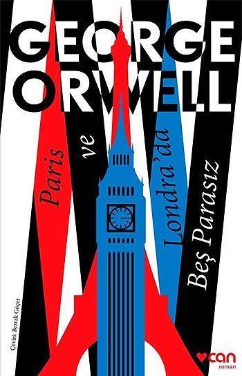 """""""Paris ve Londra'da Beş Parasız"""", George Orwell  Ünlü yazar George Orwell, Paris ve Londra'daki evsiz ve yoksulların hayatına ışık tutuyor bu kitapta. """"Orwell, modern insanın ısrarla görmezden geldiği bir dünyanın kapısını aralıyor. İşsizlik, evsizlik, açlıkla damgalanan bu dünyanın insanları izbe pansiyonlarda, berduş barınaklarında yaşıyor, hayata bir ucundan tutunmaya çalışıyorlar. Paris ve Londra'da Beş Parasız, köleliğin hiçbir zaman, modern zamanlarda bile ortadan kalkmadığını, sadece görünüm değiştirdiğini anlatıyor."""" (Tanıtım Bülteninden)."""