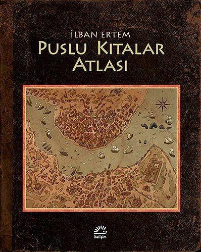 """""""Puslu Kıtalar Atlası"""", İlban Ertem  İhsan Oktay Anar'ın Türk edebiyatının modern klasiği haline gelen """"Puslu Kıtalar Atlası"""" İlban Ertem'in çizimleriyle çizgi roman oldu. Meraklısına !"""