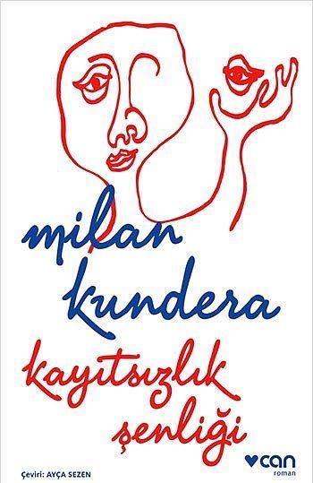 """""""Kayıtsızlık Şenliği"""", Milan Kundera  Ünlü yazar Milan Kundera'nın 2003 yılından sonra yayımlanan ilk yapıtı. Romanda, beş arkadaşın, kayıp annesiyle konuşan Alain'in, işsiz oyuncu Caliban'ın, mutluluğun peşindeki Ramon'un, bir kukla oyunu yazma hayali kuran Charles'ın ve narsisist D'Ardelo'nun hikâyesi anlatılmaktadır."""