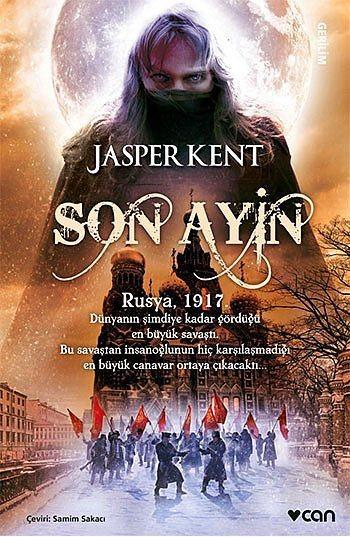 """""""Son Ayin"""", Jasper Kent  Yazar, """"Son Ayin"""" isimli 1917 yılında geçen romanında Rus siyasal tarihi ile vampir öykülerini birleştiriyor. """"Rusya, 1917. Bütün vampirlerin kralı Zimeyeviç ölmüştür. Tarih -Avrupa'da Drakula adıyla tanınan- büyük vampirin, 1893'te Eflak dağlarındaki kendi kalesinin surları altında öldüğünü kaydeder. Rusya'da Romanov Hanedanı'nın çarları iki yüzyıldır kanlarını zehirleyen lanetten kurtulmuşlardır artık. Ne var ki, yirmi yıl sonra Çar II. Nikolay yeni bir tehditle karşı karşıya kalır..."""" (Tanıtım Bülteninden)."""
