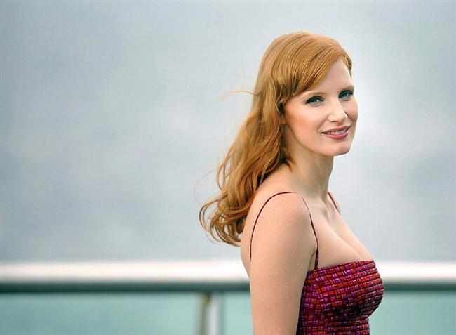 Jessica Chastain  Onu ya romantik komedilerde ya da korku filmlerinde görmüşsünüzdür. Zaten bir kez görenin, unutması da pek kolay olmaz..