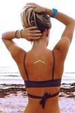Bu Yazın Trendi Birbirinden Güzel 25 Metalik Dövme - 15