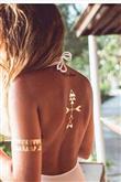 Bu Yazın Trendi Birbirinden Güzel 25 Metalik Dövme - 5