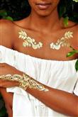 Bu Yazın Trendi Birbirinden Güzel 25 Metalik Dövme - 6