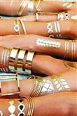 Bu Yazın Trendi Birbirinden Güzel 25 Metalik Dövme - 8