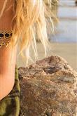 Bu Yazın Trendi Birbirinden Güzel 25 Metalik Dövme - 24