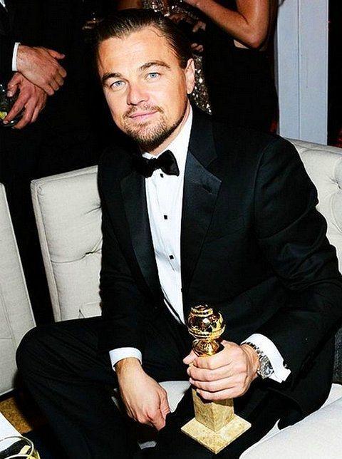 Leonardo DiCaprio (40 yaşında)