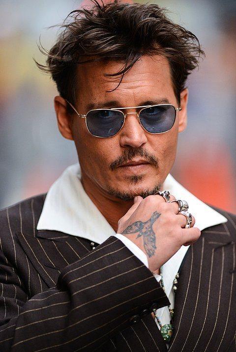 Johnny Depp (52 yaşında)