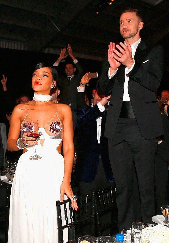 Rihanna - Justin Timberlake