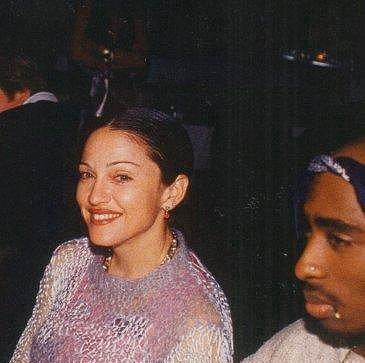 Madonna - Tupac Shakur