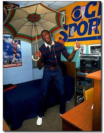 Michael Jordan'ın ne yaptığı belli değil?