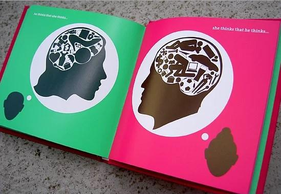 Erkeğin Kadının Kafasındakiler Algısı & Kadının Erkeğin Kafasındakiler Algısı