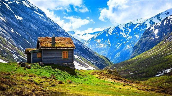 Eski çiftlik evleri