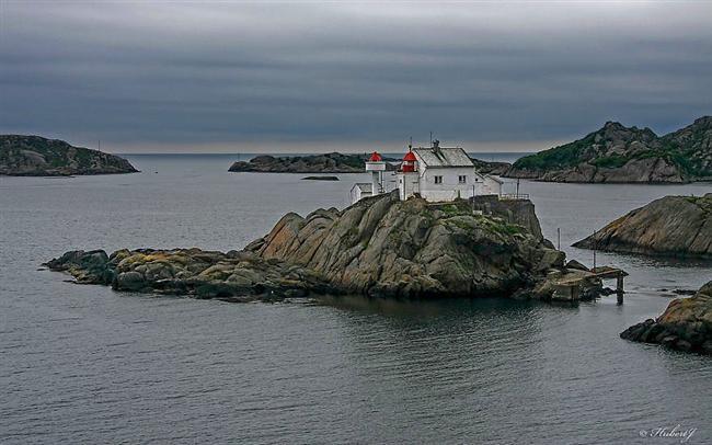 Viberodden Deniz Feneri