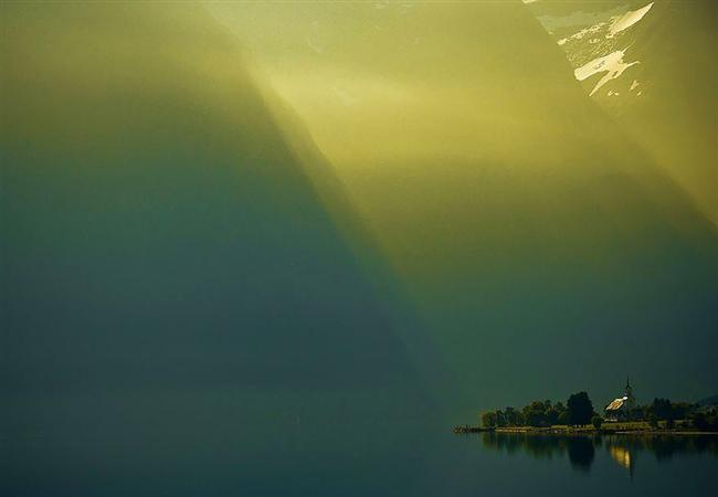 Bir Norveç sabahı