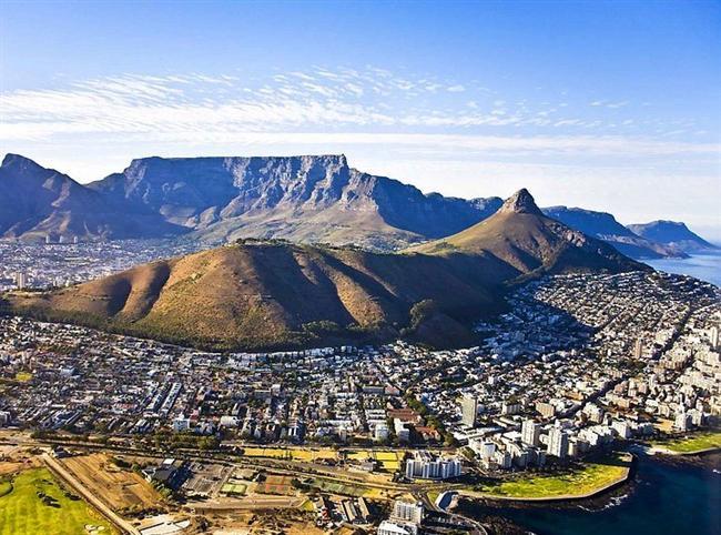 9-Cape Town, Güney Afrika