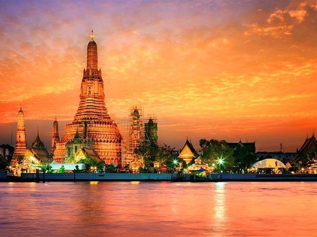 6- Bangkok, Tayland