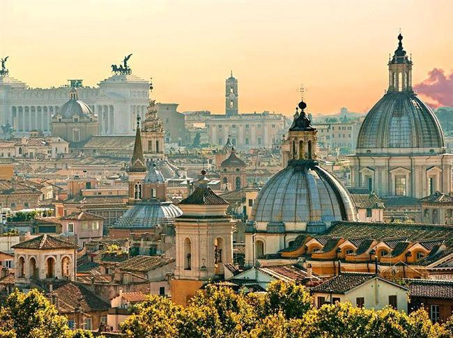 5- Roma, İtalya