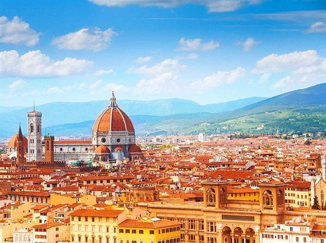 4- Floransa, İtalya
