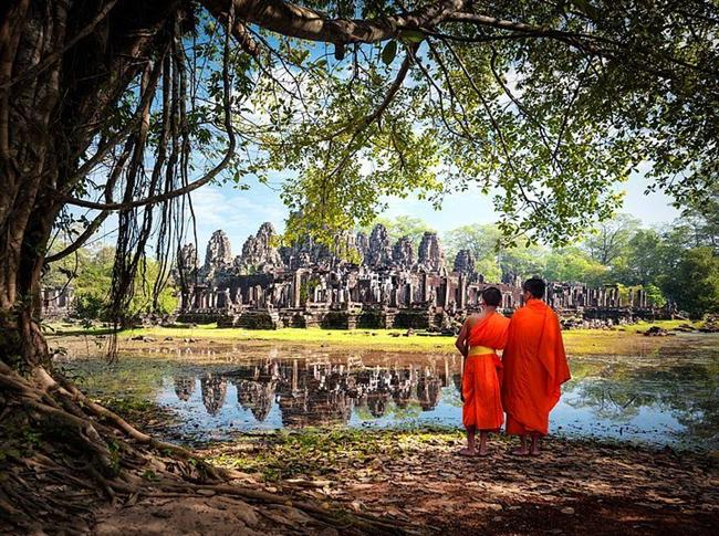 3- Siem Reap, Kamboçya