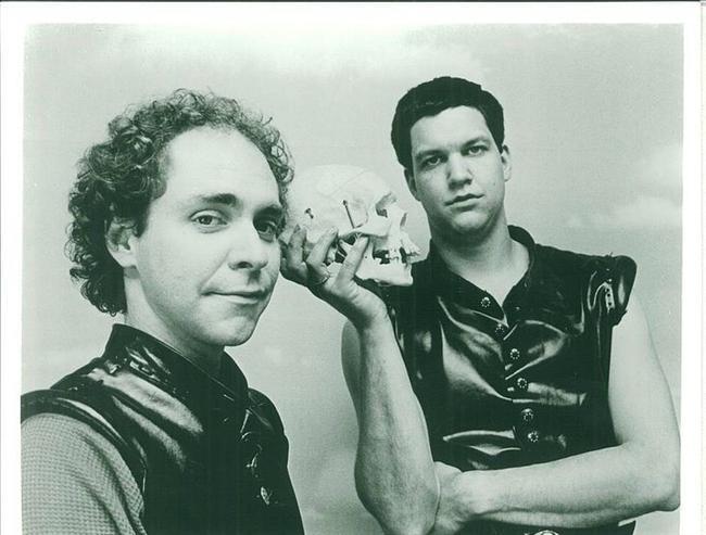 Amerikalı İlizyonistler Penn ve Teller