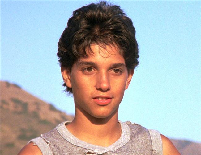 Ralph Macchio  Karate Kid'in yıldızı Ralph Macchio rolü üstlendiğinde 22 yaşındaydı.
