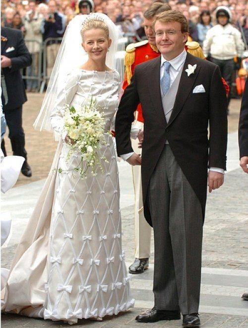 Mabel Wisse Smit ve Hollanda Prensi Johan Friso  Mabel Wisse Smit ve Hollanda Prensi Johan Friso 2004 yılında evlendiler.